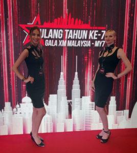 Beautiful models for ULANG TAHUN KE 7