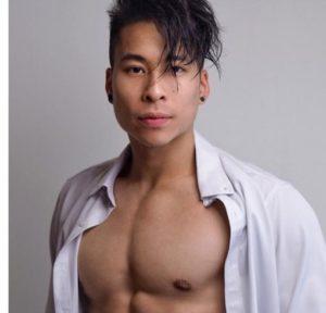 Chris Cha model