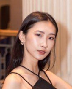 Christy Chan model