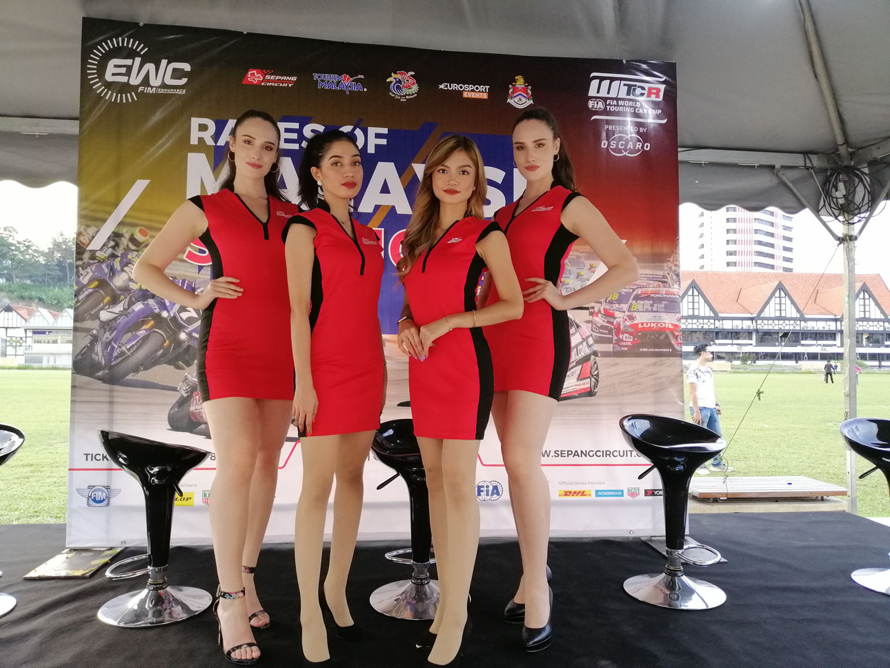 Media Launch – Race of Malaysia 2019