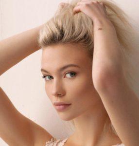 Sofia Moscow model
