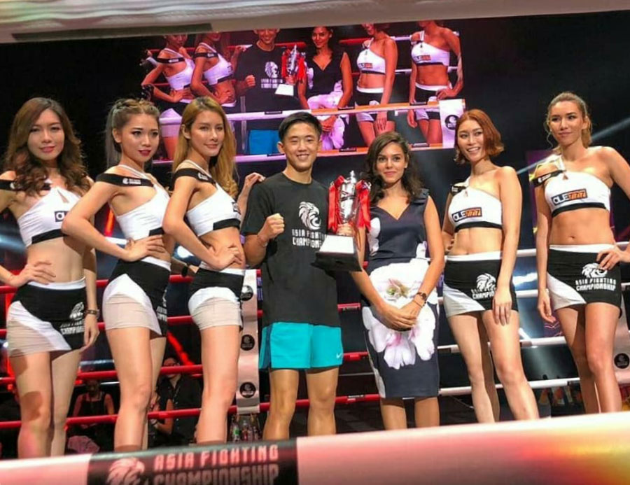 asia fighting championship models02