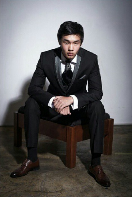 male suit model malaysia 7
