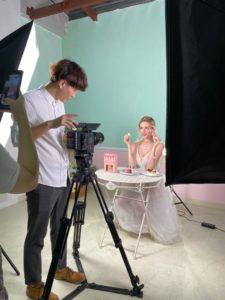 model ad shoot 02