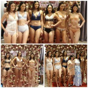 triumph lingerie models 2